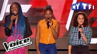 The Sugazz - « American Boy » (Estelle ft. Kanye West) | The Voice France 2017 | Blind Audition