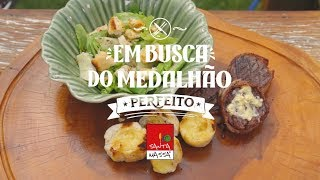 MEDALHÃO DE FILÉ MIGNON com BACON: APRENDA a fazer o churrasco