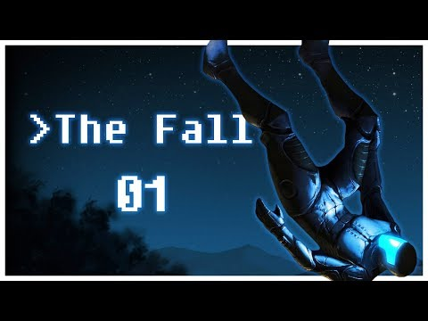 Let's Play The Fall Game Part 1 - A.R.I.D. [PC Gameplay/Playthrough]