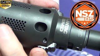 AR-15 - LANTAC BMD Installation - Blast Mitigation Device