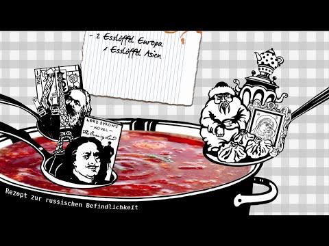 """Dokumentarfilm: """"Borsch oder Burger – Ein Rezept zur russischen Befindlichkeit"""" [Video]"""