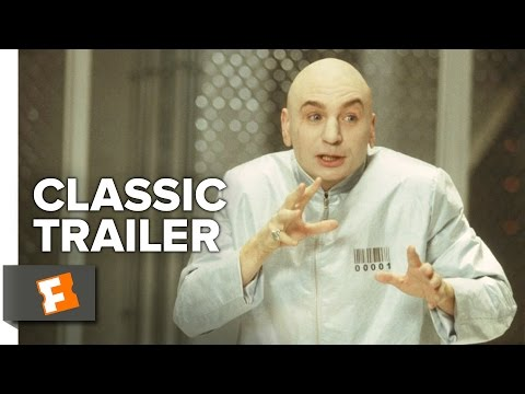 Austin Powers in Goldmember Movie Trailer
