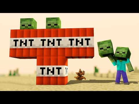 Top 5 Funny Minecraft Videos ( Minecraft Animations )