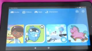 Kids Kindle Fire - Setup and Usage Tips
