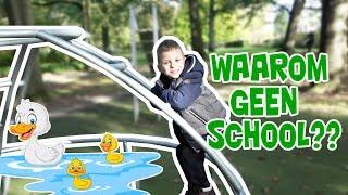 DE SCHOOL IS DICHT ?!   KOETLIFE VLOG #459