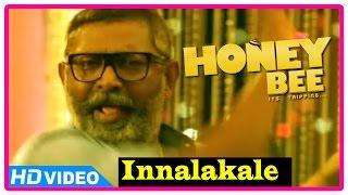 Honey Bee Malayalam Movie   Songs   Innalakale Song   Lal   Asif Ali   Bhavana