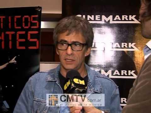 Los Auténticos Decadentes video Entrevista Junio 2012 - Presentan su DVD 25 Aniversario