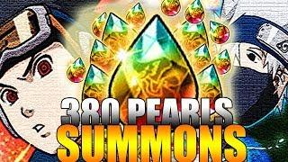 GIVE ME OBEEEETUUUUUUUU!!! 380 PEARLS SUMMONS | #NARUTOBLAZING