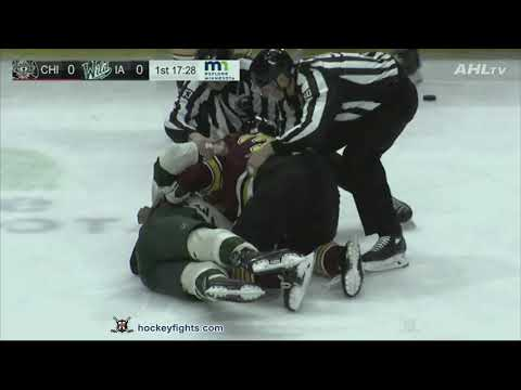 Cody McLeod vs. Jermaine Loewen