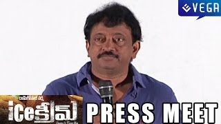 Movie Press Meet - Navdeep, Tejaswi Madivada-RGV's Ice Cream