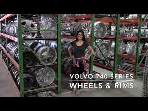 Factory Original Volvo 740 Series Wheels & Volvo 740 Series Rims – OriginalWheels.com