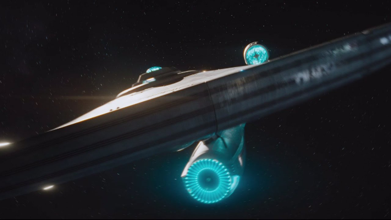 Watch The First Trailer For Star Trek Beyond