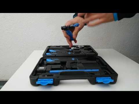 Rose All2gether Pro2 Werkzeugkoffer Review - Test Fahrradwerkzeug