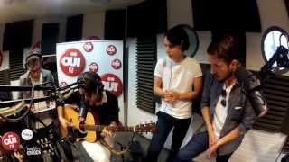 Portugal. The Man - The Beatles Cover - Session Acoustique OÜI FM