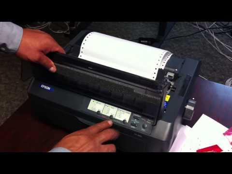 Configuracion Modo Okidata Uno CA. Epson FX-890