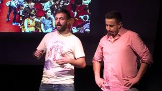 Turning your best friend into business partner | Parenthesis | TEDxUniversityofMacedonia