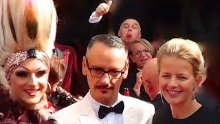 Sandra Reemer En Prinses Mabel Met Viktor & Rolf Bij Amsterdam-Diner 2015