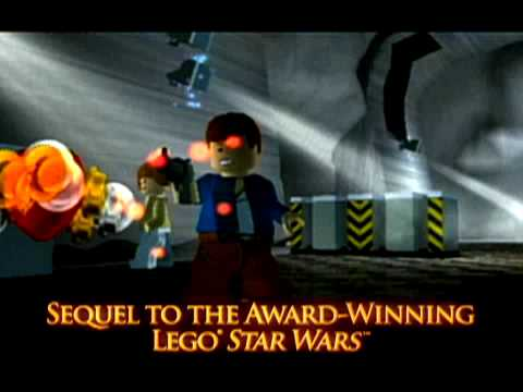 Trailer de LEGO Star Wars II: The Original Trilogy