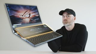This dual display laptop gives more screen real estate to gamers, streamers and multitaskers. Thanks to ASUS for sponsoring this video. Check out the ROG Zephyrus Duo 15 here - https://www.asus.com/us/Laptops/ROG-Zephyrus-Duo-15/  FOLLOW ME IN THESE PLACES FOR UPDATES Twitter - http://twitter.com/unboxtherapy Facebook - http://facebook.com/lewis.hilsenteger Instagram - http://instagram.com/unboxtherapy