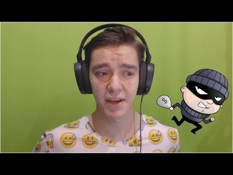 YouTube Zloději