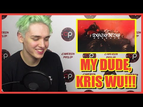 Kris Wu ft. Travis Scott - Deserve Reaction [WHAT A COLLAB]