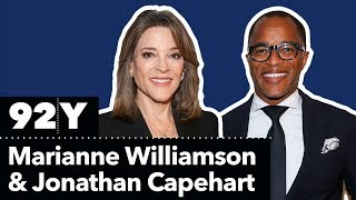 Marianne Williamson in Conversation with Jonathan Capehart