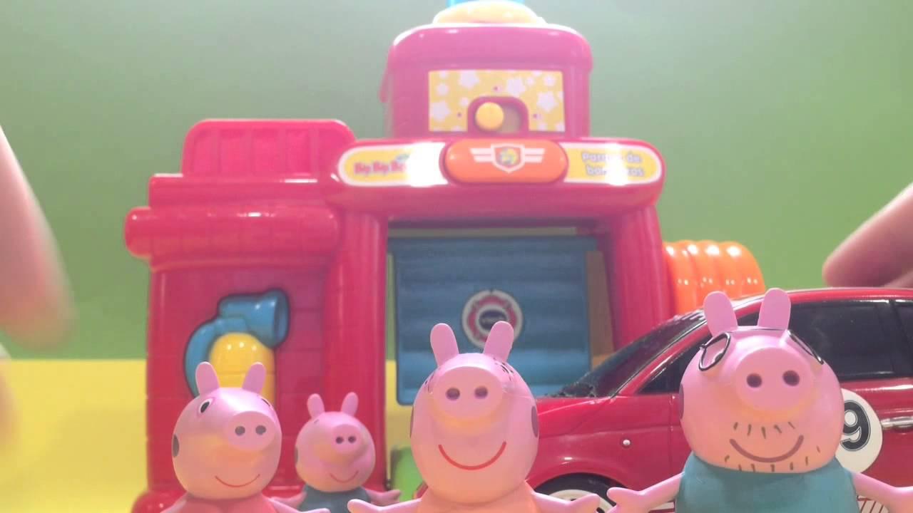 Peppa Pig y los BOMBEROS