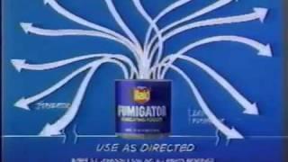 1989 Raid Fumigator Commercial