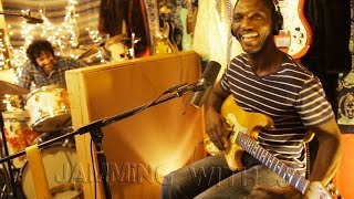 """Cedric Burnside- """"Mellow Peaches"""" (Live in Brooklyn, NY) Jamming With J Ep. 33"""