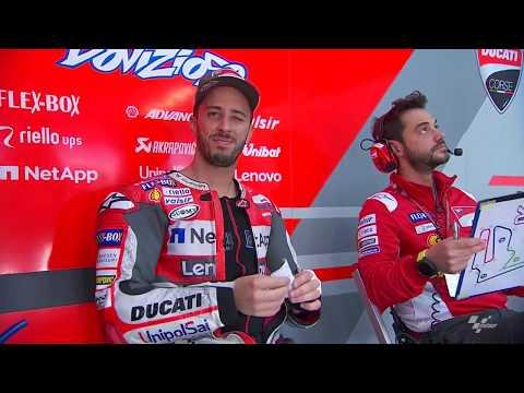 Ducati in action: 2018 Motul Grand Prix of Japan