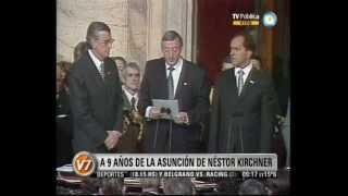 Visión Siete A 9 Años De La Asunción De Néstor Kirchner