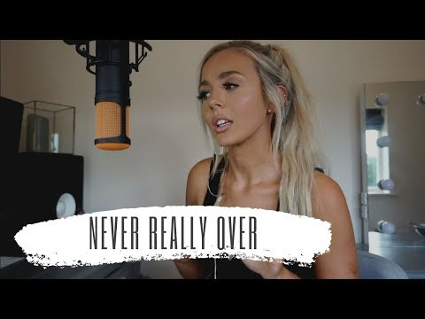 Never Really Over - Katy Perry | Cover
