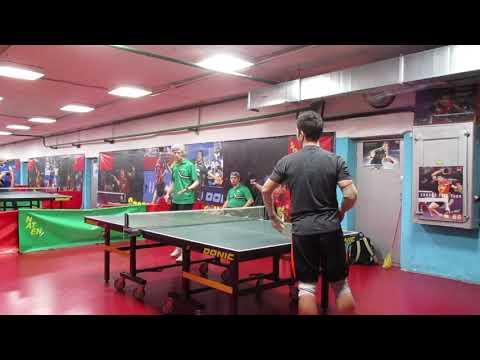 Теннисный клуб  НАТЕН Тренировочные игры 2