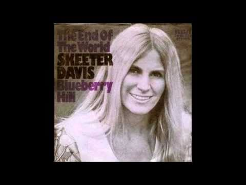 Skeeter Davis - Gonna get along without you now (HQ)