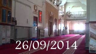 preview picture of video 'Oued Athmenia cheikh morad salat el joumou3a 26 09 2014'