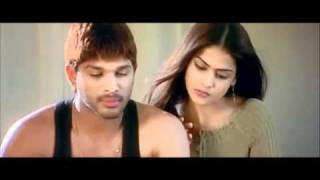 Hrudayam Eto Poyene  Song Lyrics from Happy - Allu Arjun