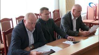 В Великом Новгороде обсудили вопросы недвижимости, замельных участков и образовательную программу для школьников