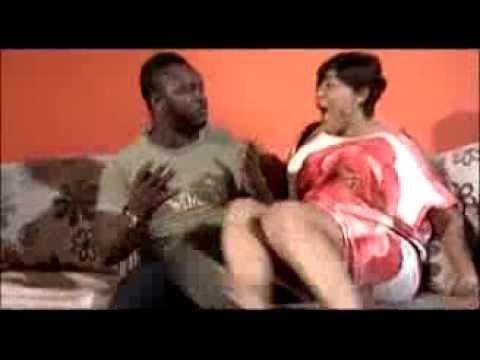Juliet Ibrahim Kissing Nikki Samonas in New Movie - (Final Rain)