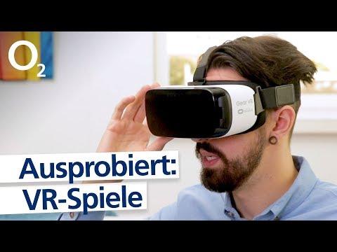 VR fürs Smartphone - Das können die Virtual Reality Brillen für dein Handy
