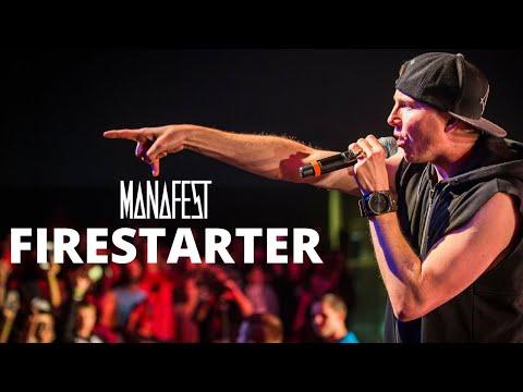 Manafest - Firestarter (Doug Weier Remix)