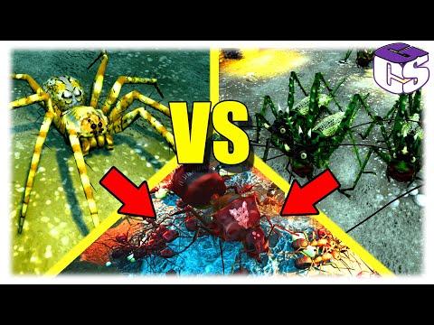 A paraziták által kezelt összes betegség kezelése