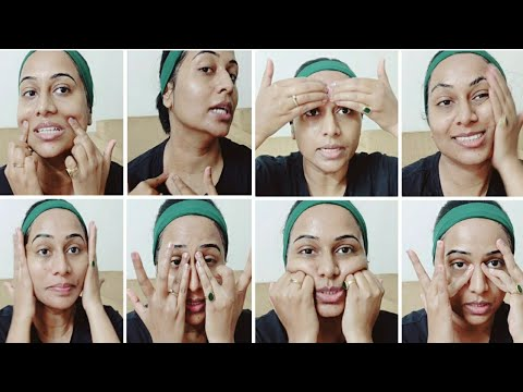 Anti Ageing Face Massage | 30 Year Old & Above | In 5 Mins Only