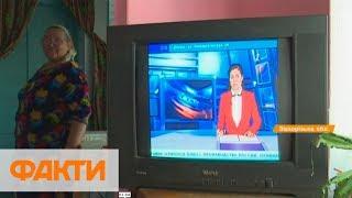Почему возле оккупированных территорий смотрят росТВ вместо украинского
