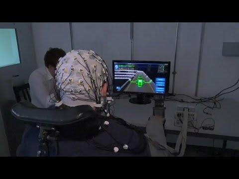 Τεχνολογία και αναπηρία: Παίζοντας Video Games με εγκεφαλικά σήματα…