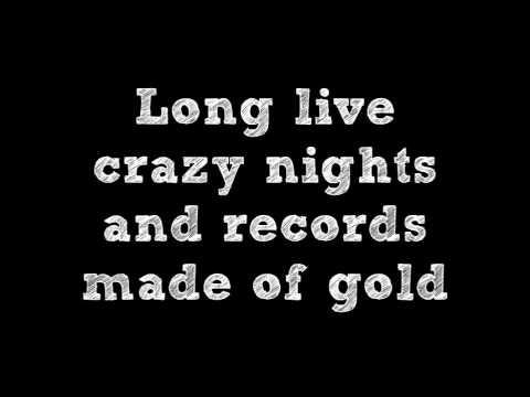 Daughtry - Long Live Rock 'n' Roll LYRICS