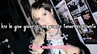 Hair- Ashley Tisdale (Traducida al español)