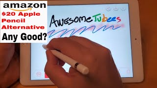 Mixoo Apple Pencil Alternative for $20? Unboxing & Review
