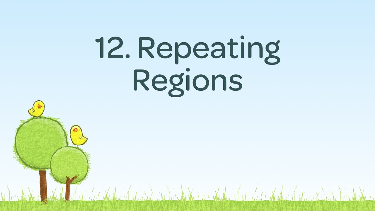 Repeating Regions