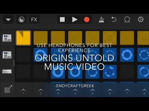 Origins Untold Music (BEST WITH HEADPHONES)