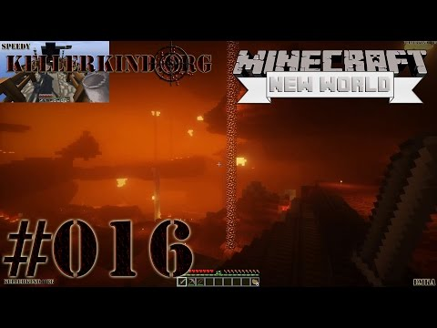 Minecraft: A New World #16 – EmKas Nether Jagd ★ Let's Play Minecraft SMP [HD|60FPS]
